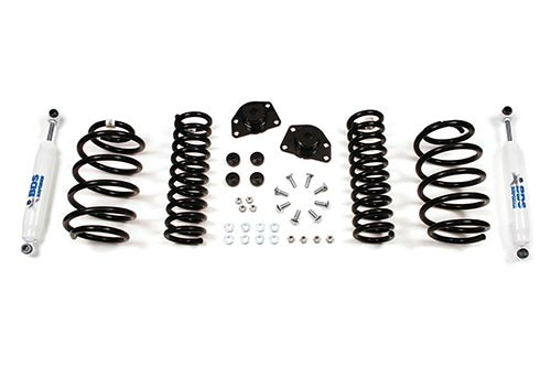 "BDS Suspension 2"" Suspension Lift Kit - Jeep Liberty Kj"