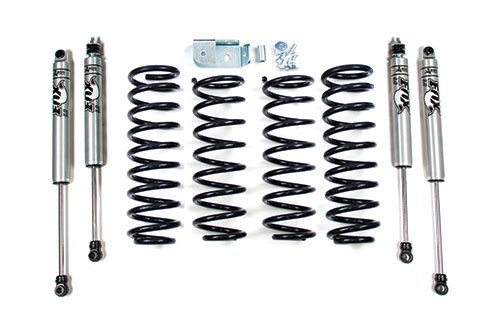 "BDS Suspension 2"" Suspension Lift Kit - Jeep Grand Cherokee Zj"