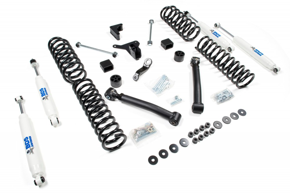 bds suspension 4 suspension lift kit jeep grand cherokee wj