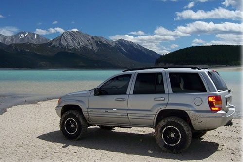 Jeep Grand Cherokee Lift Kit >> Bds Suspension 4 Suspension Lift Kit Jeep Grand Cherokee Wj 448h