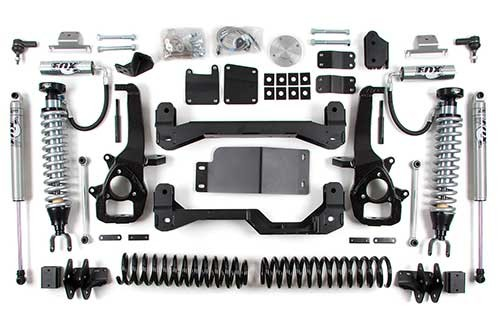 "BDS Suspension 6"" Coil-Over Lift Kit - 09-11 Dodge 1500 4WD"