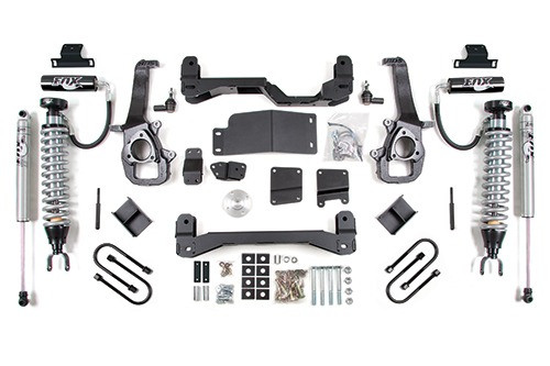 bds suspension 6 coil over lift kit 06 08 dodge 1500 4wd