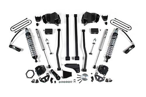 bds suspension 6 performance coil over system dodge diesel