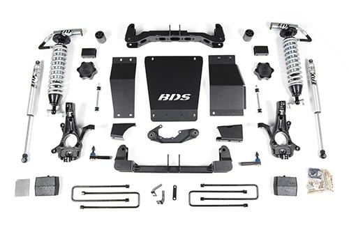 "BDS Suspension 6"" Coil Over Suspension System Chevy/GMC 1500 4WD"