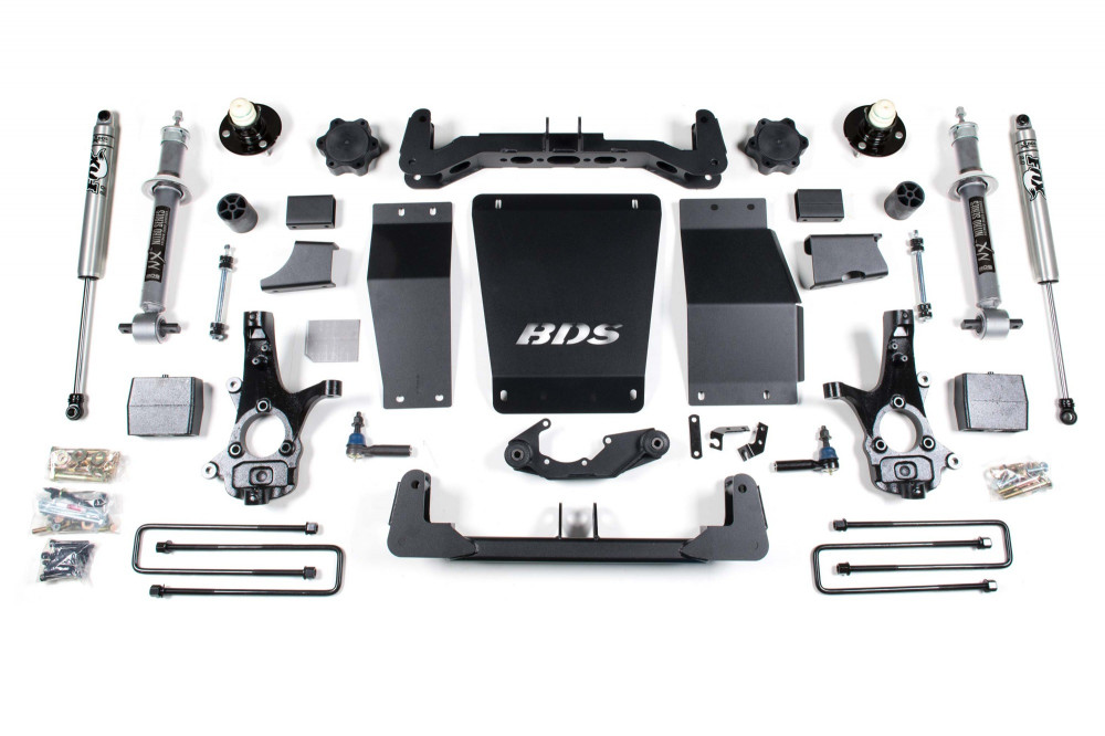 "BDS Suspension 6"" Suspension System Chevy/GMC 1500 4WD"