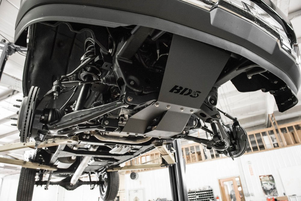 "BDS Suspension 6"" Suspension System Chevy/GMC 1500 4WD"