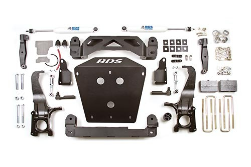 "BDS Suspension 7"" Suspension Lift Kit - Toyota Tundra"