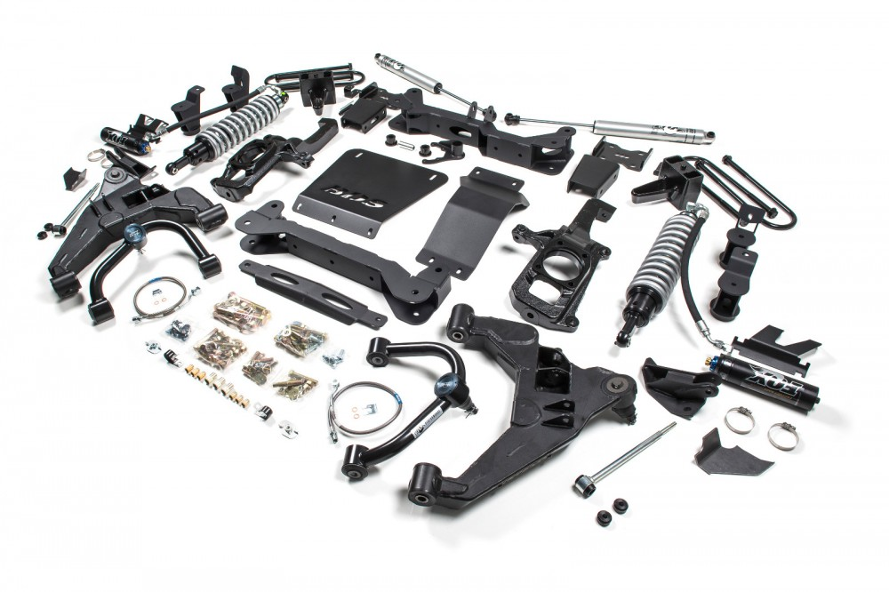 """BDS Suspension 6.5"""" Coilover System Suspension Lift Kit - Chevy/GMC"""