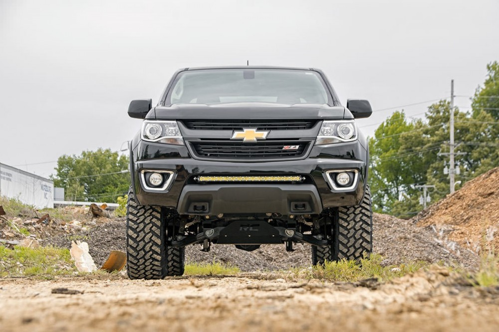 Rough Country 6in Gm Suspension Lift Kit 15 16 Canyon