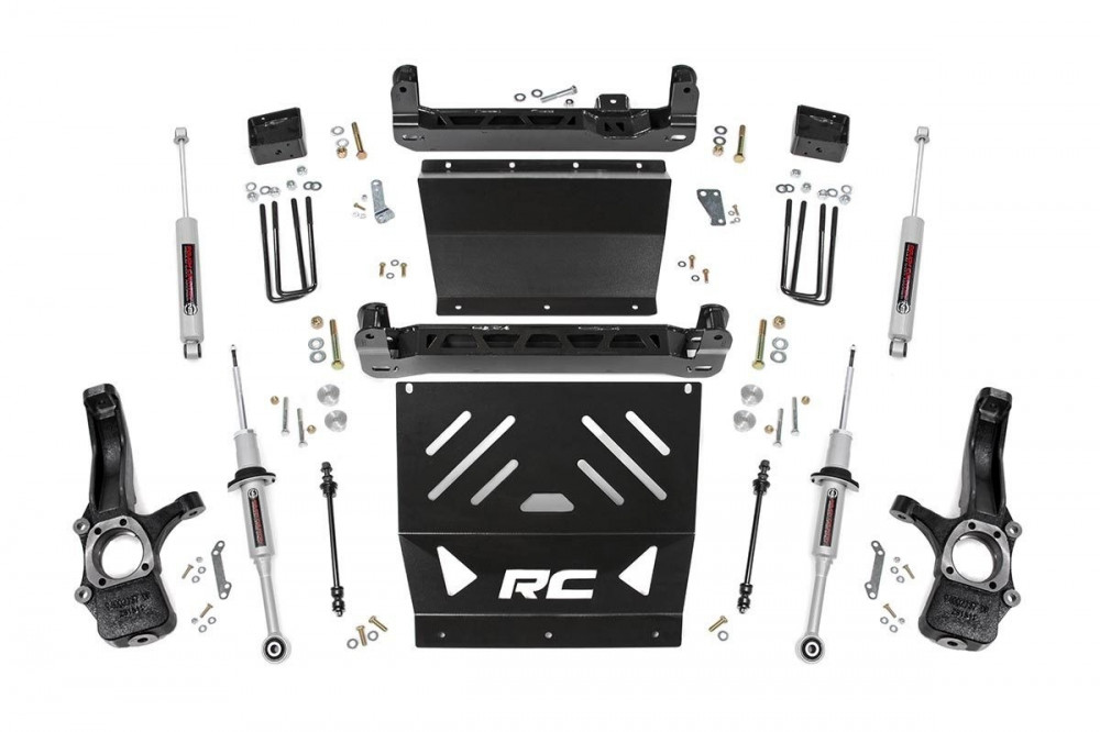 """Rough Country 6"""" GM Suspension Lift Kit (15-19 Canyon/Colorado 2WD)"""