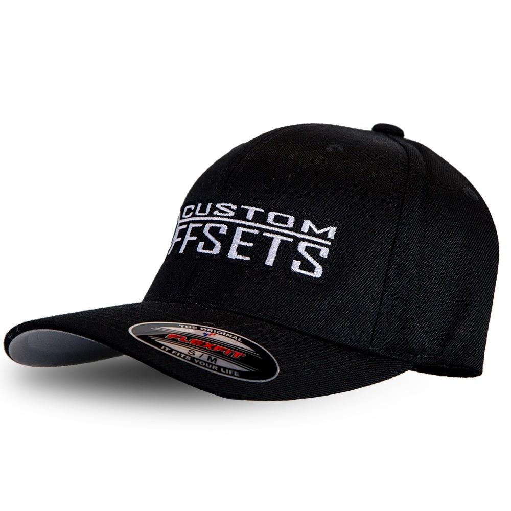 Custom Offsets Flex Fit Curved Bill OR Flat Bill Hats