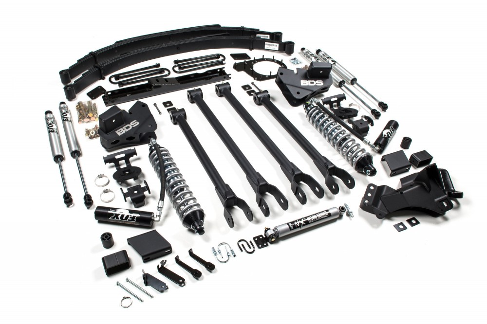"BDS Suspension 6"" 4-Link Arm Coil-Over Suspension System 
