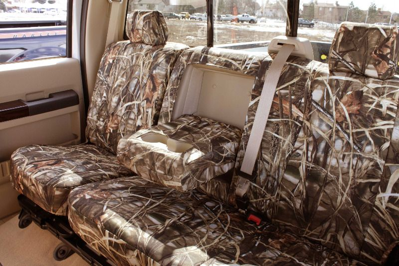 Realtree Ap Snow Camo Seat Covers Velcromag