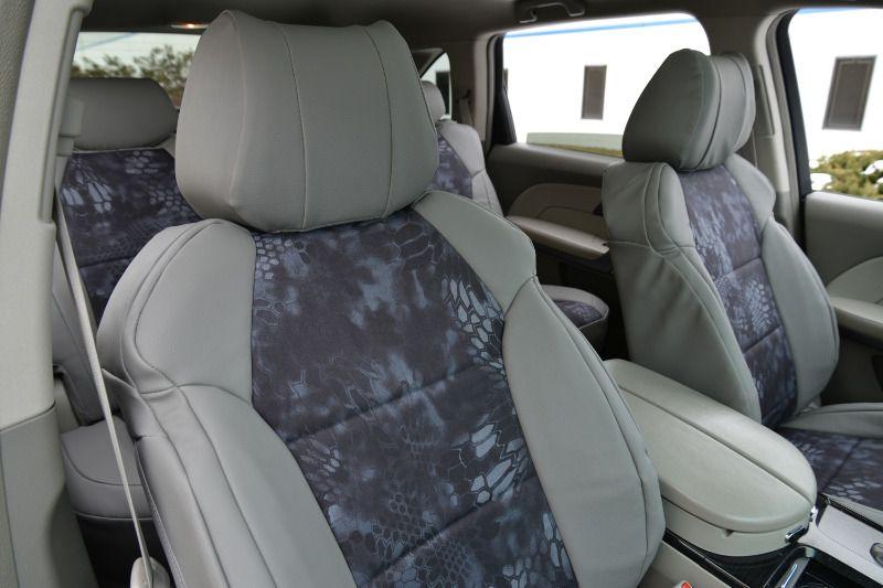 Ruff Tuff Tactical Camo Seat Covers