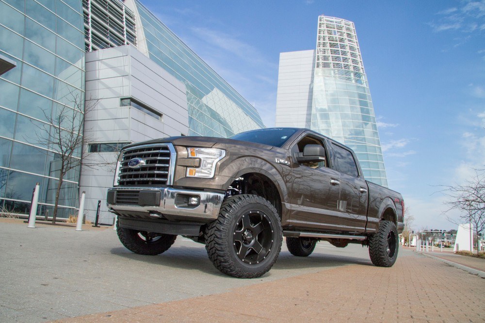Bds Suspension 4 Coil Over Suspension System Ford F150 4wd