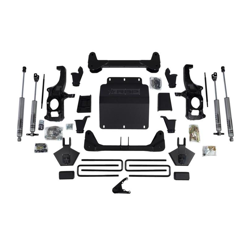 RBP RBP Suspension Lift Kit System: 2011-2018 GM 2500/3500 4WD 5\
