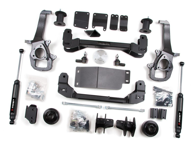 RBP RBP Suspension Lift Kit System: 2013-2018 Dodge 1500 4WD 4\