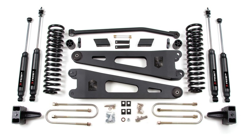 RBP RBP Suspension Lift Kit System: 2008-2010 F250/F350 4WD 4\