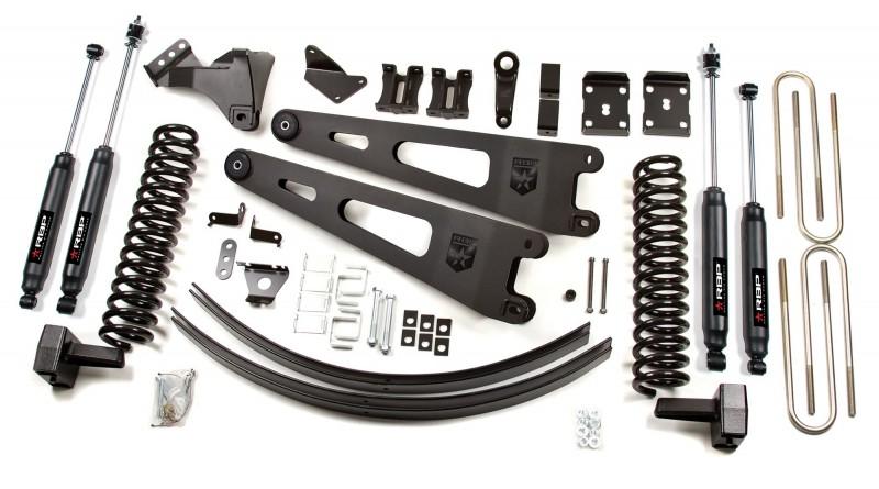 RBP RBP Suspension Lift Kit System: 2011-2016 F250/F350 4WD 6\