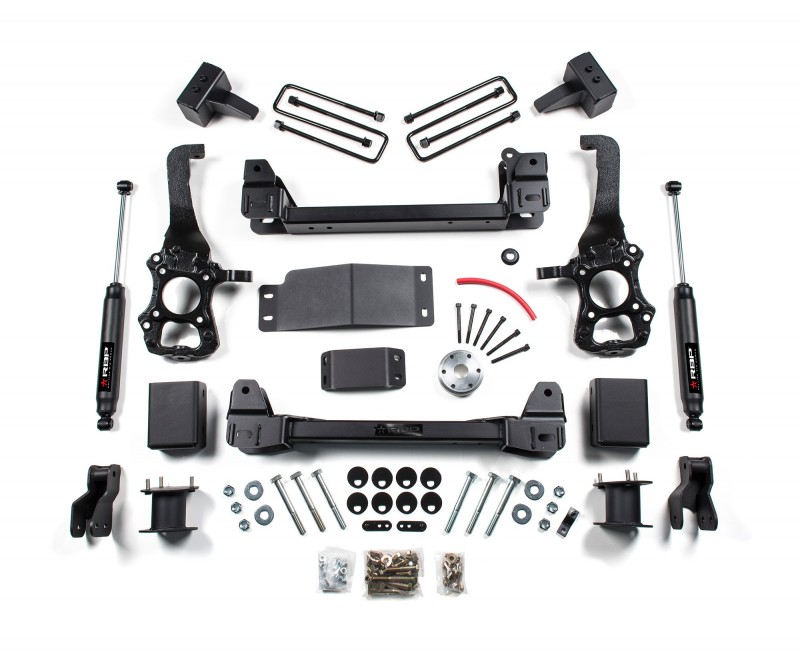 RBP RBP Suspension Lift Kit System: 2015-2016 Ford F150 4WD 4\