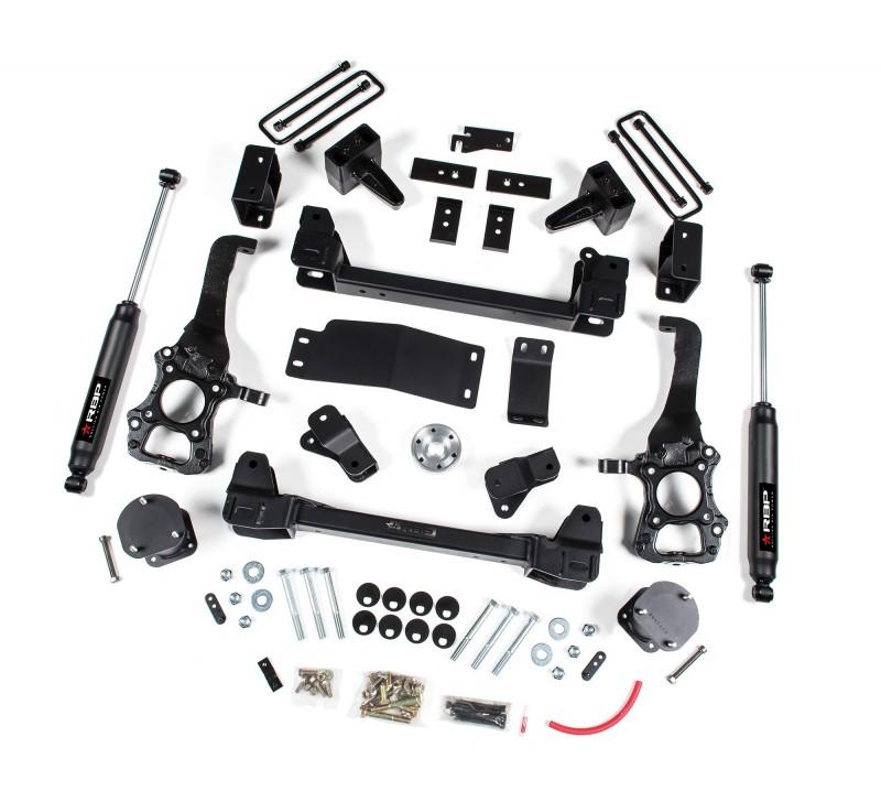 RBP RBP Suspension Lift Kit System: 2015-2016 Ford F150 4WD 6\