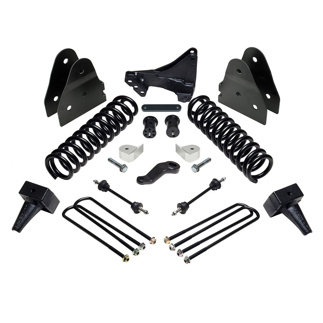 "ReadyLift 6.5"" Lift Kit - Ford Super Duty F250/F350 4WD (1-pc Drive Shaft Only) 2017-2018"