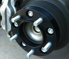 Wheel Spacers - Bulletproof Offroad Adapters