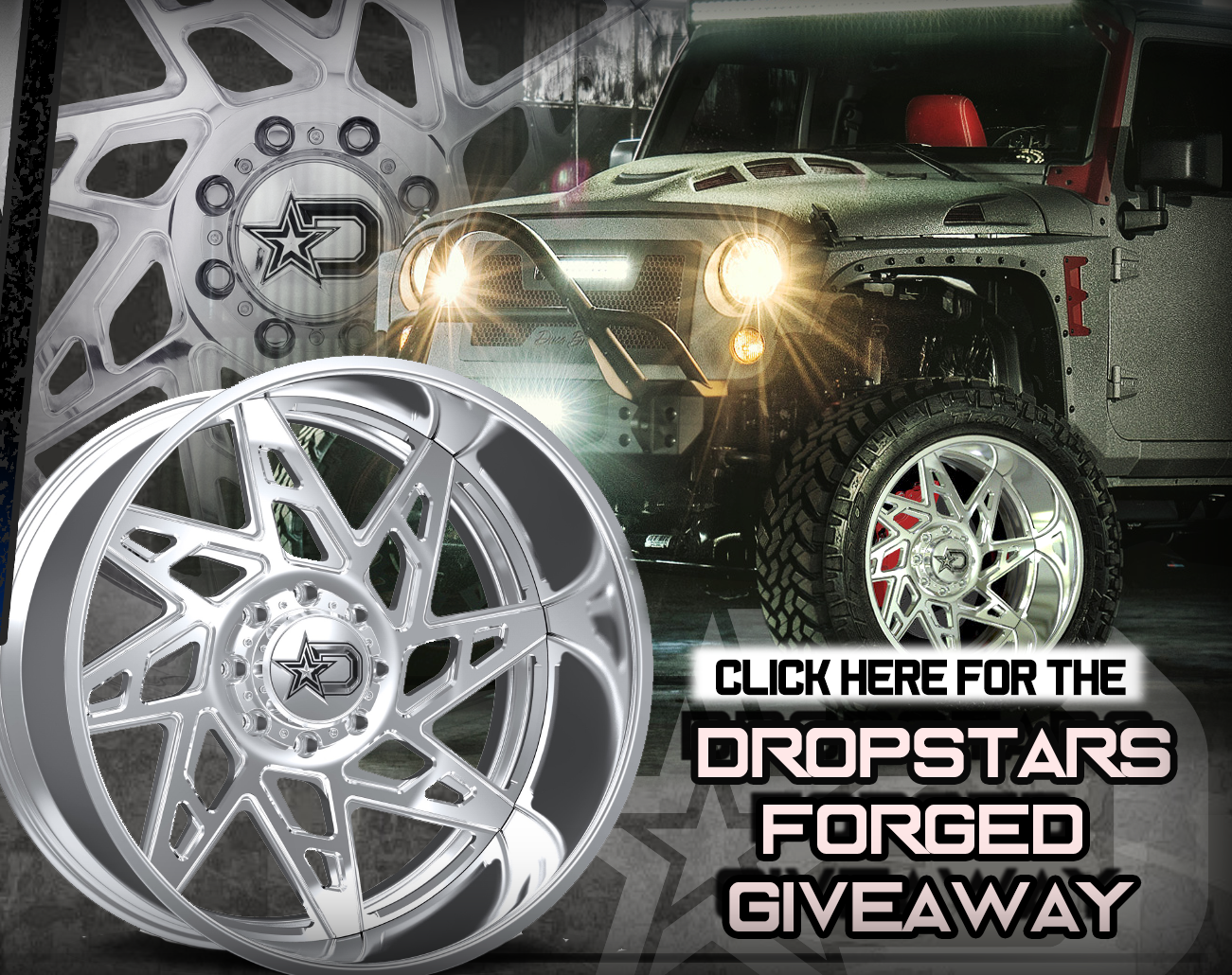 Dropstars Forged Giveaway