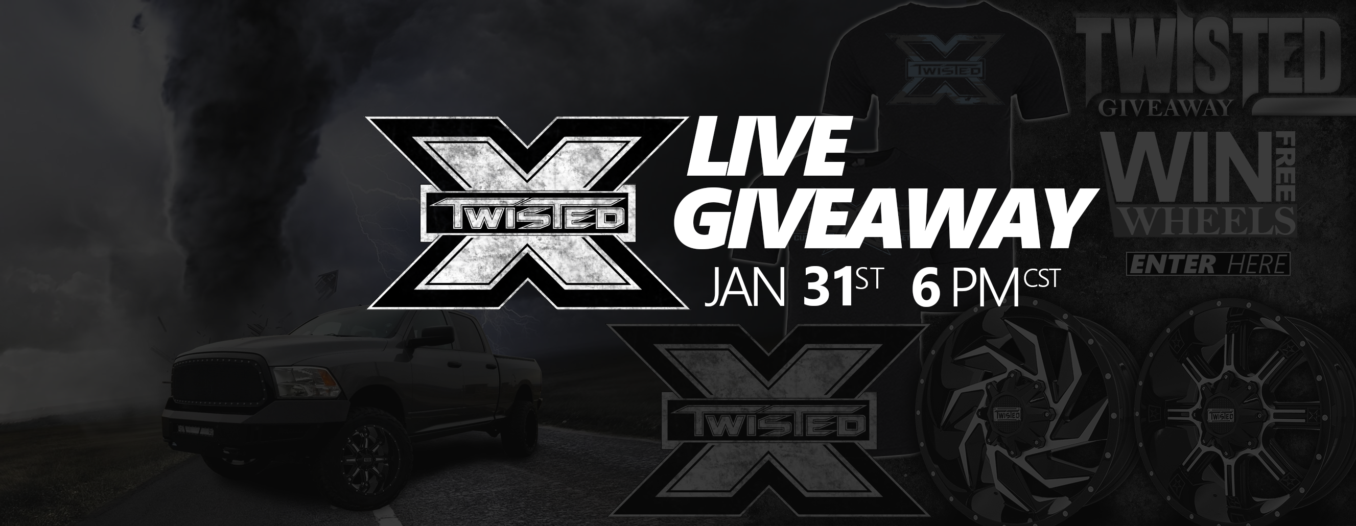 Twisted Giveaway