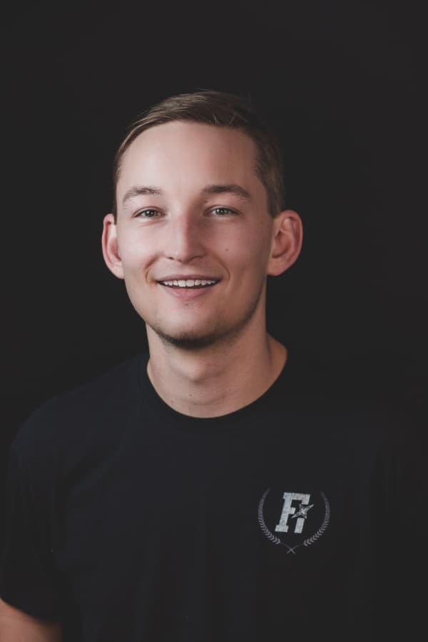 Corey - Graphic Design Lead