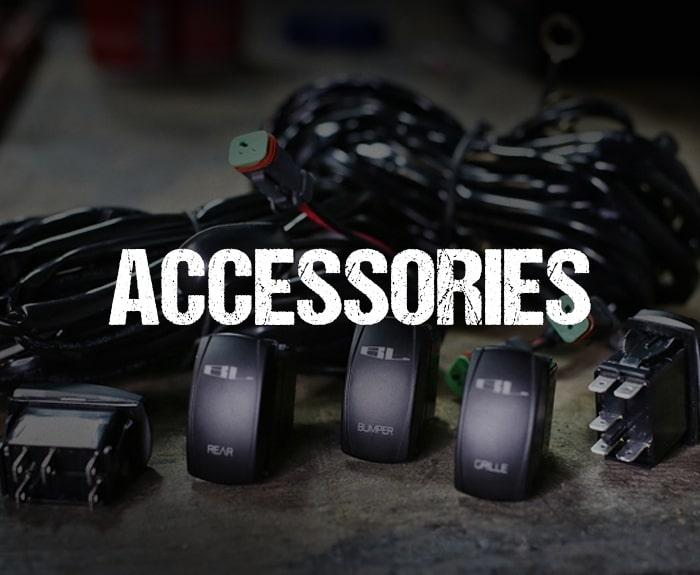 Black Label Lighting Accessories