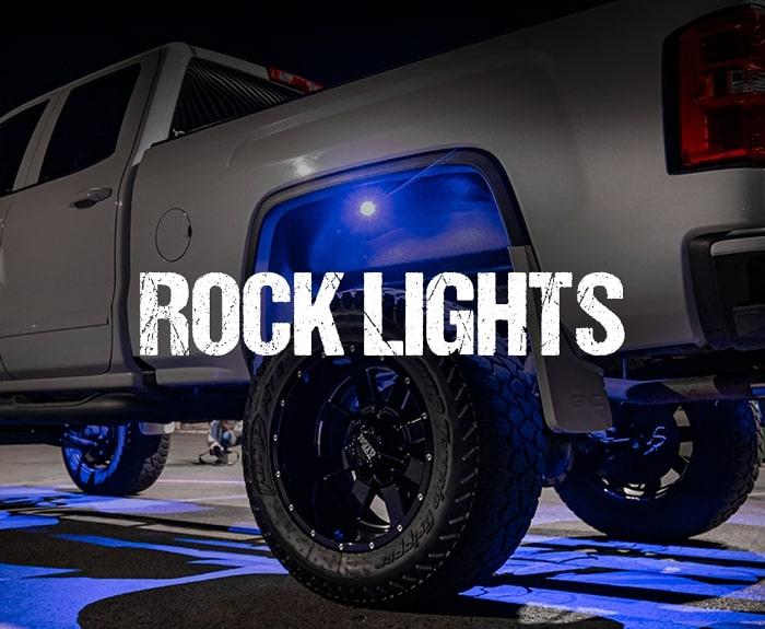 Black Label Lighting Rock Lights