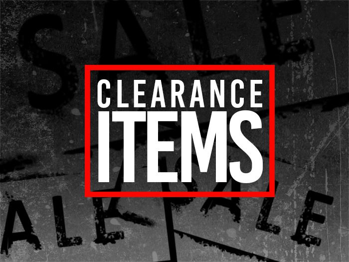 Custom Offsets Clearance