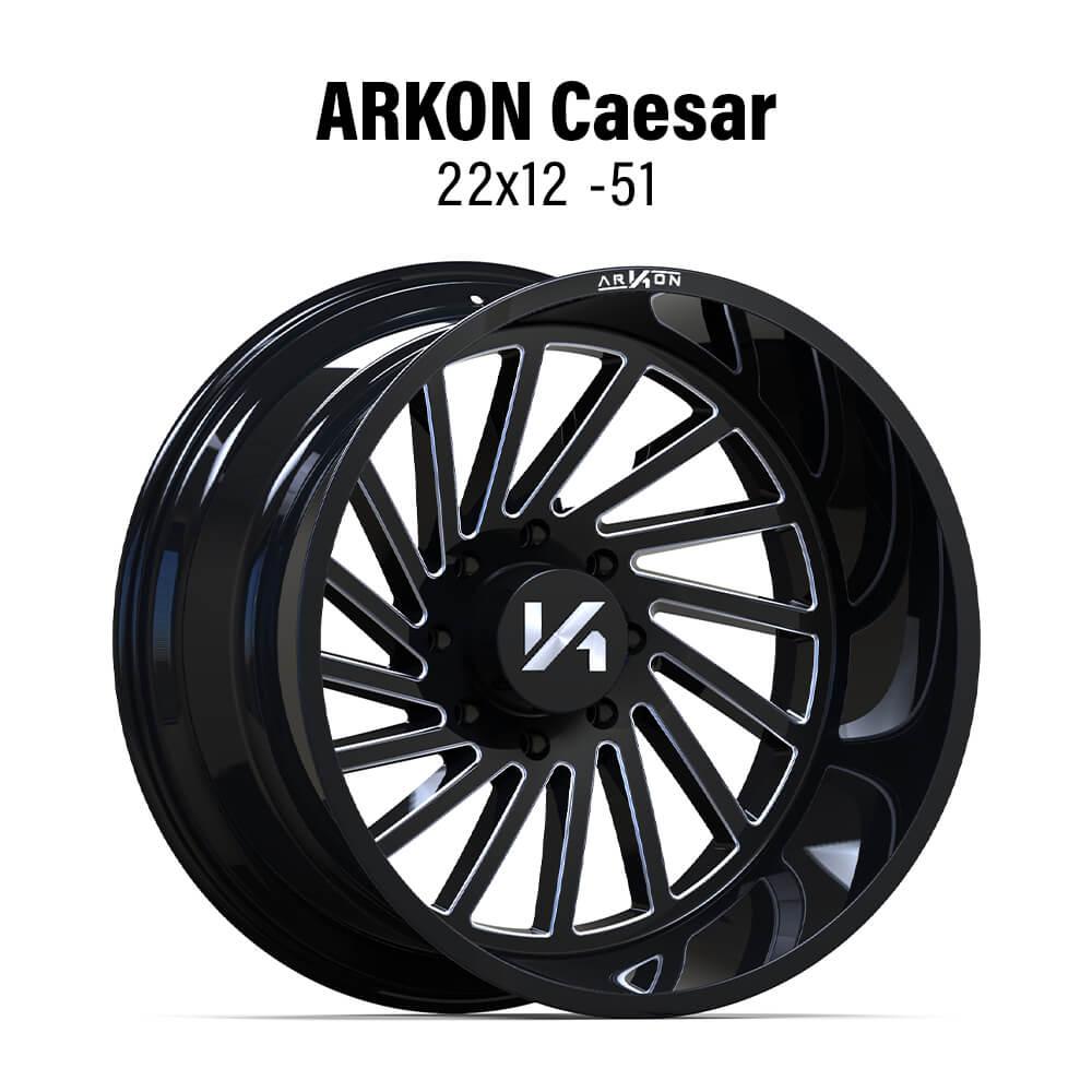 ARKON Caesar Wheel 22x21 -51
