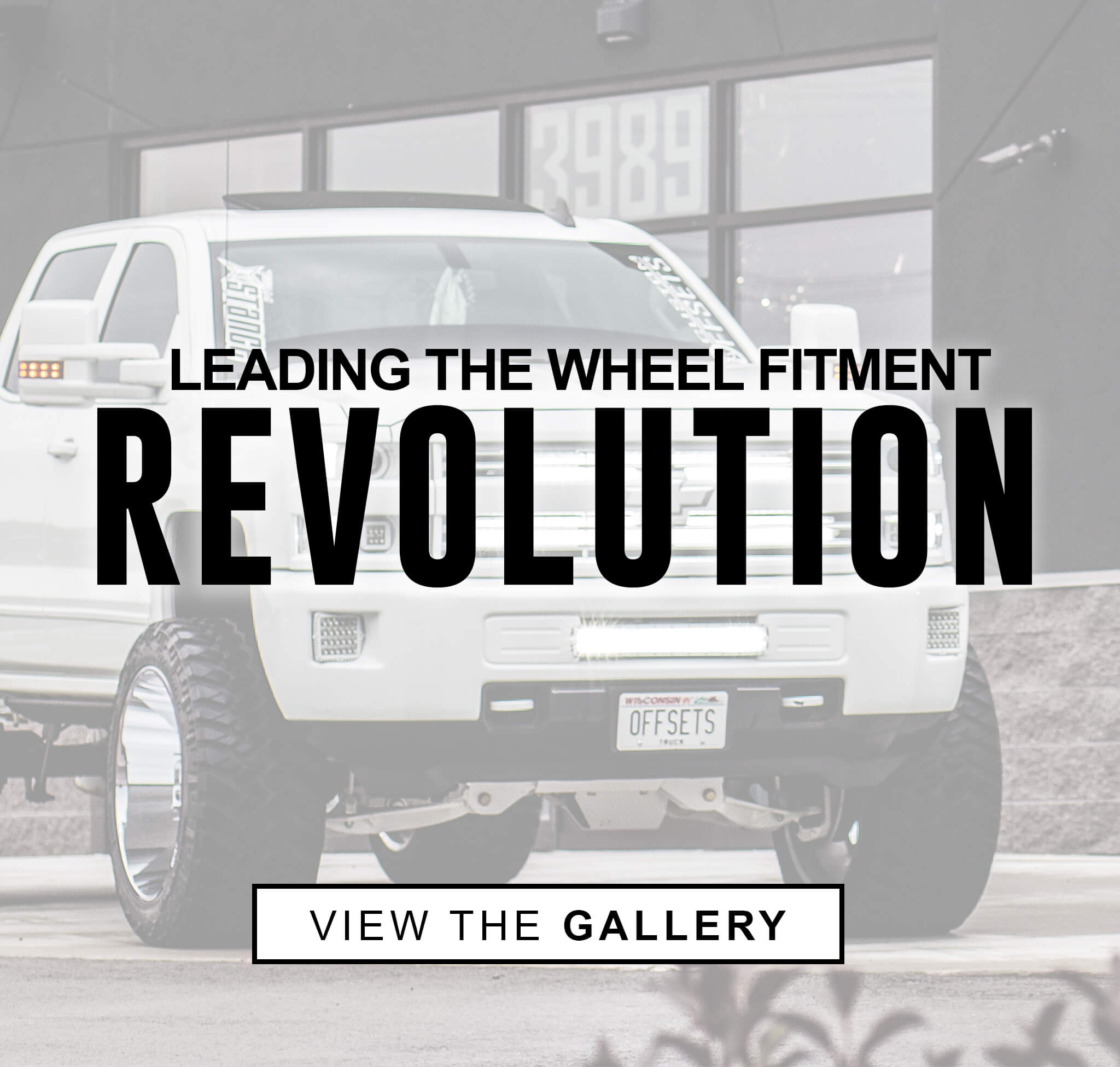 Leading the wheel fitment revolution, View our gallery