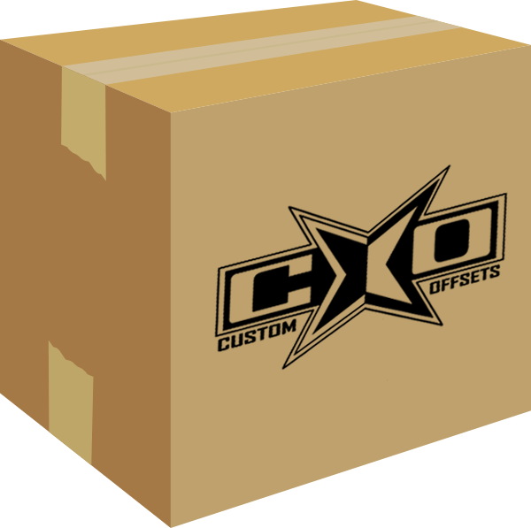 Custom Offsets Shipping Box