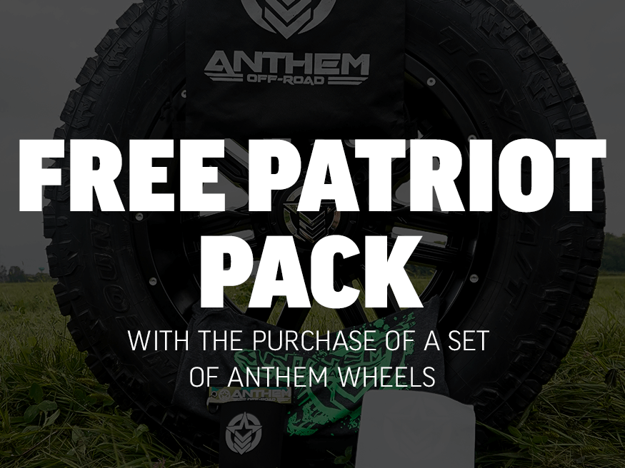 Anthem Off-Road Patriot Pack