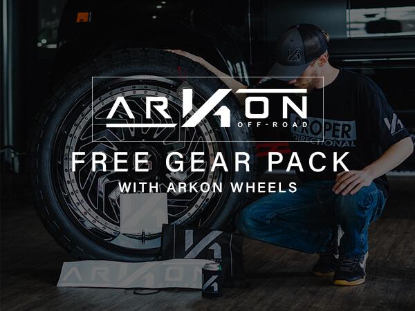 Free ARKON OFF-ROAD Gear Pack