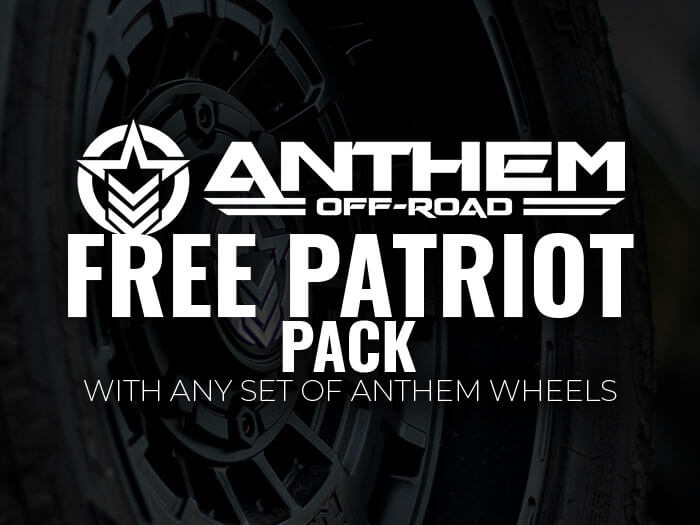 Free Anthem Patriot Pack