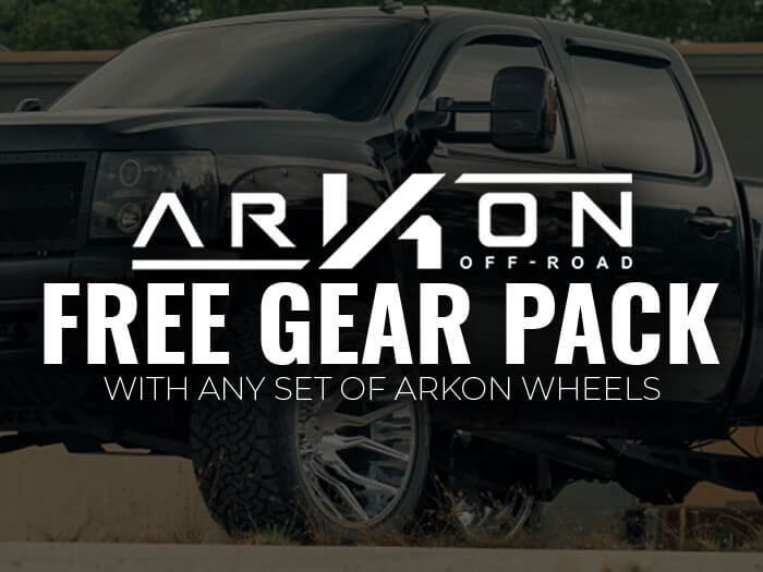 Free ARKON OFF-ROAD Gear Pack