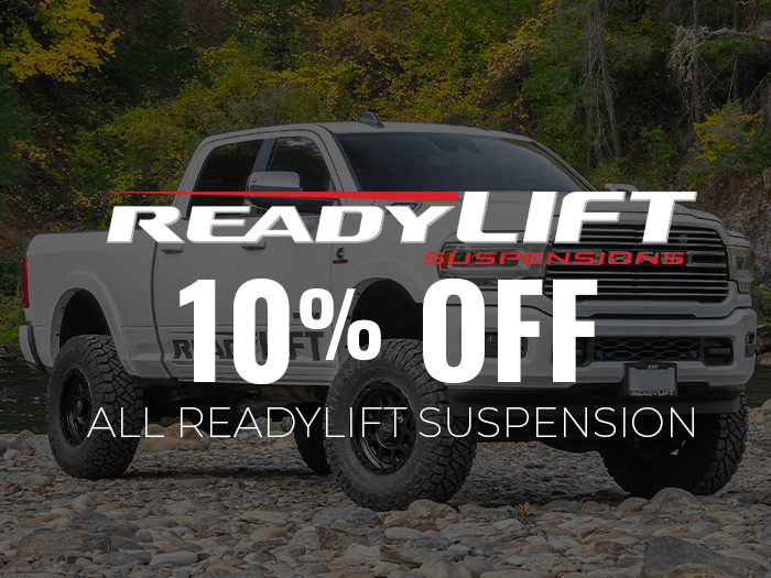 10% off ReadyLift