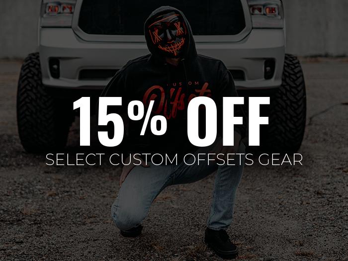 15% Off Gear