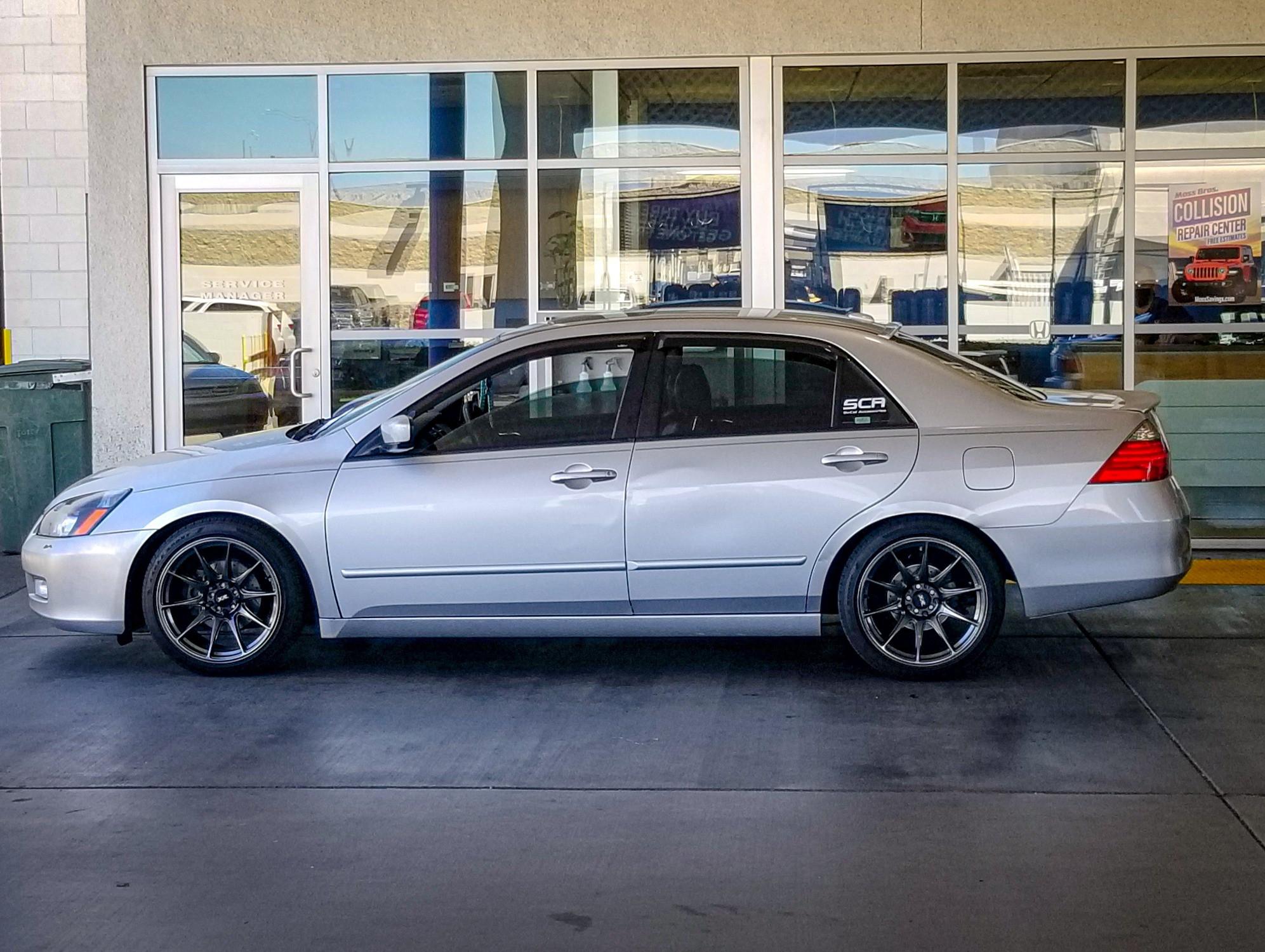 XXR Honda Accord