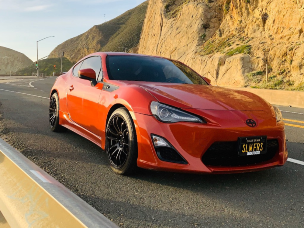 Scion FRS with Federal SS595