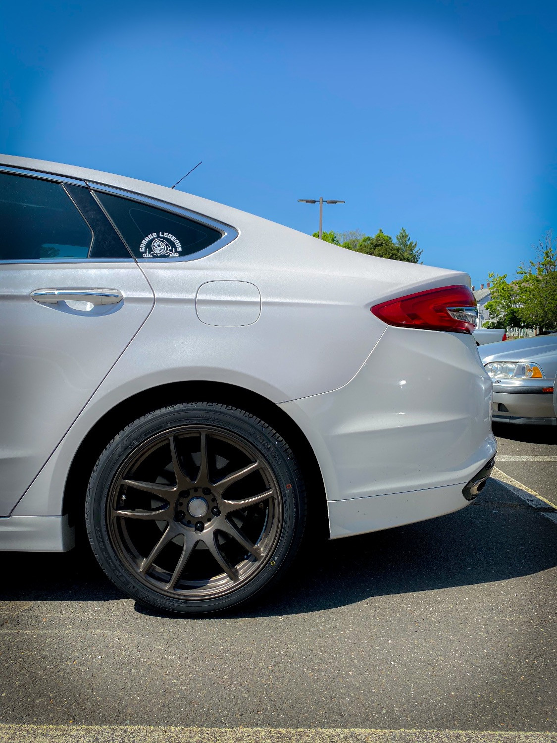 Ford Fusion Aftermarket Wheels