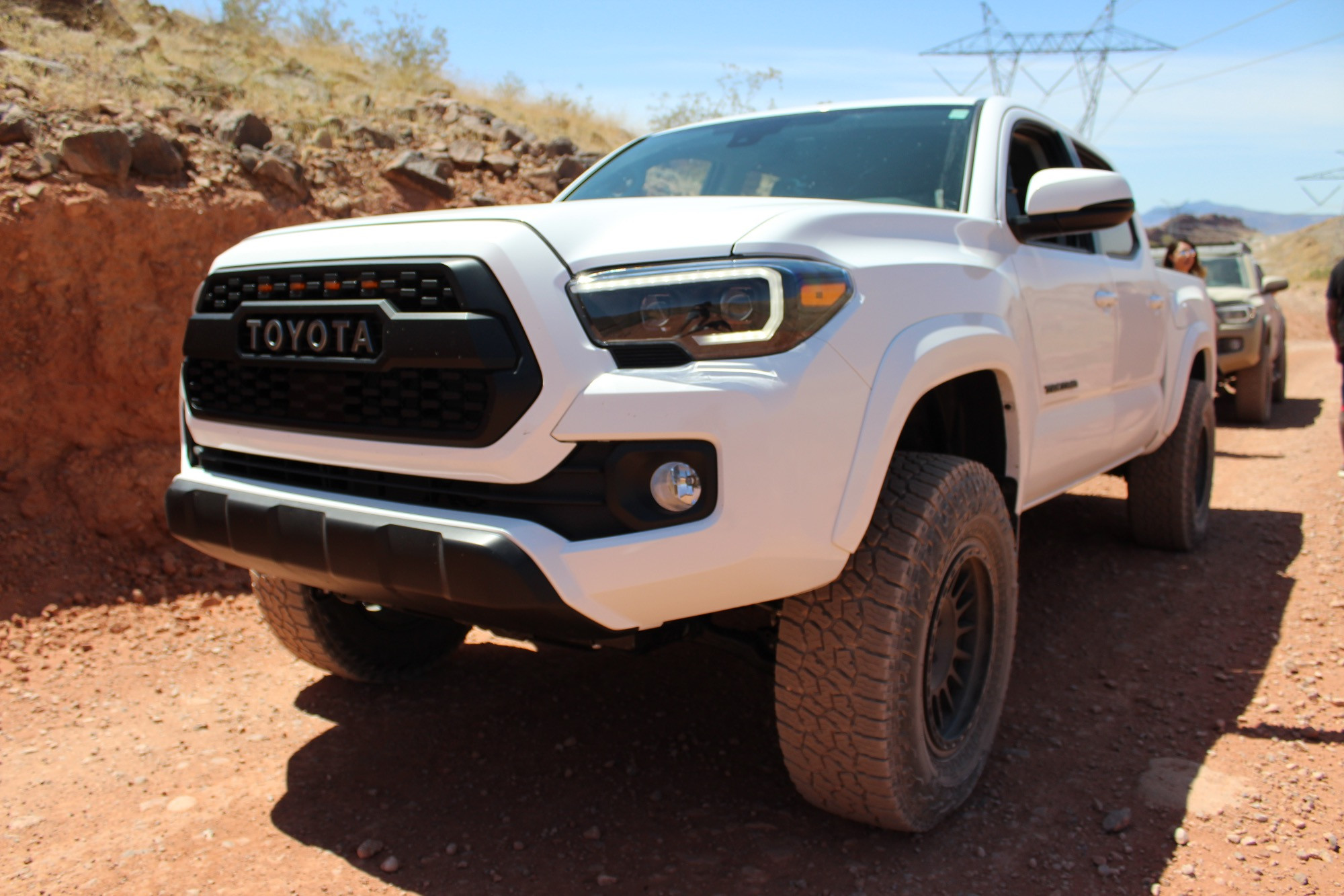 Lifted Tacoma RRW RR6-H
