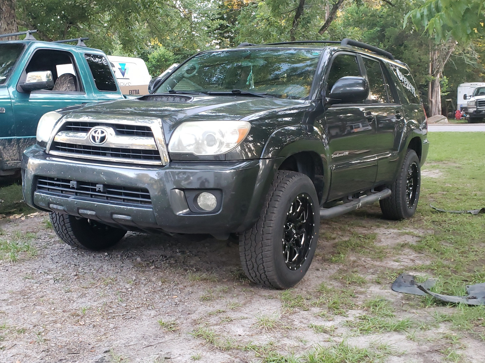 Top 5 Wheels For A Toyota 4runner Sd Wheel