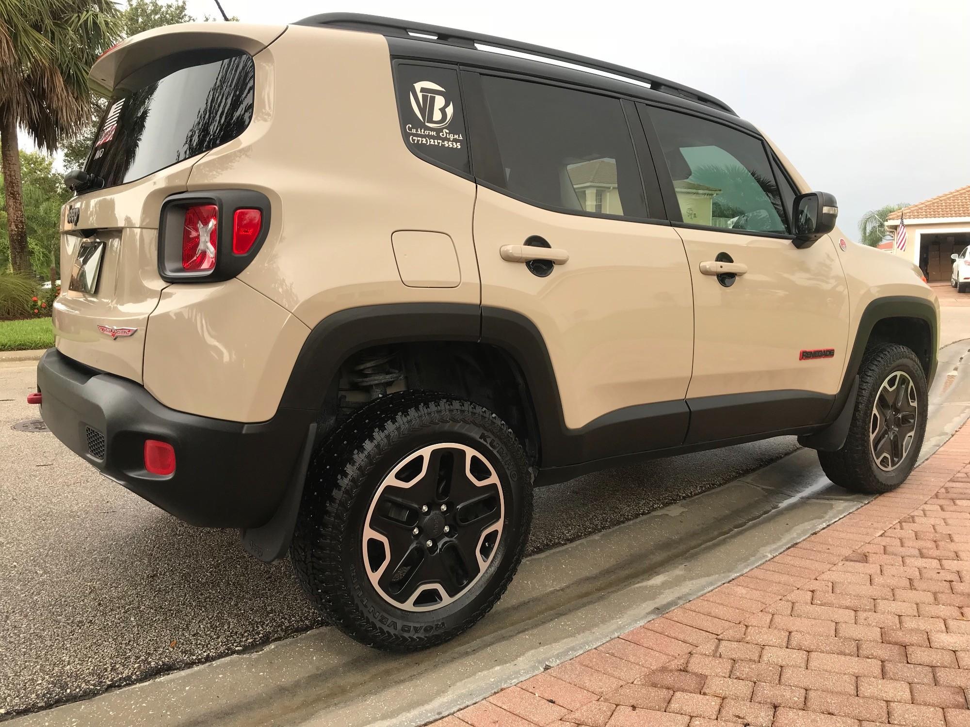 Kumho Road Venture AT51 Jeep