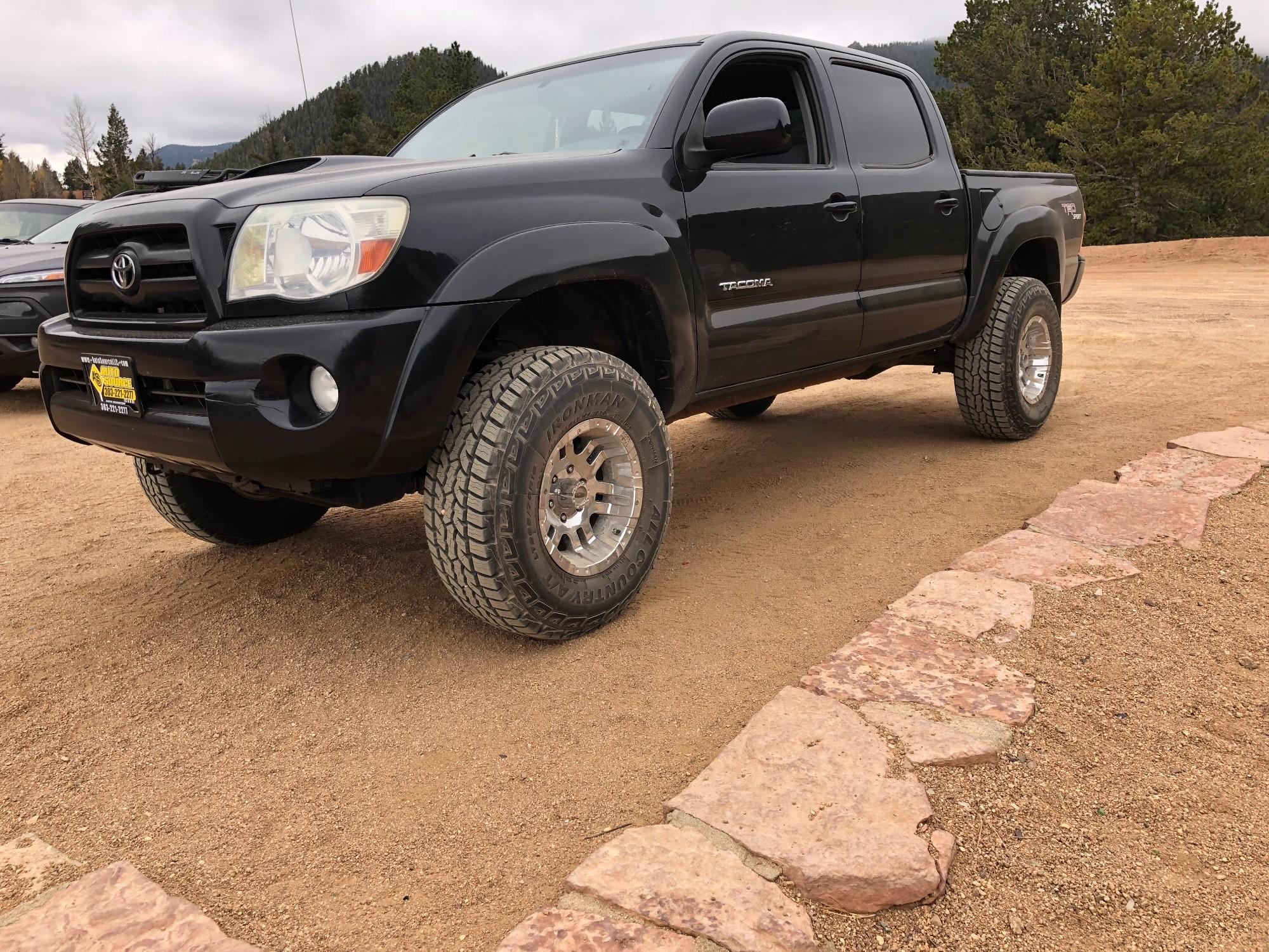 Toyota Tacoma Leveling Kit