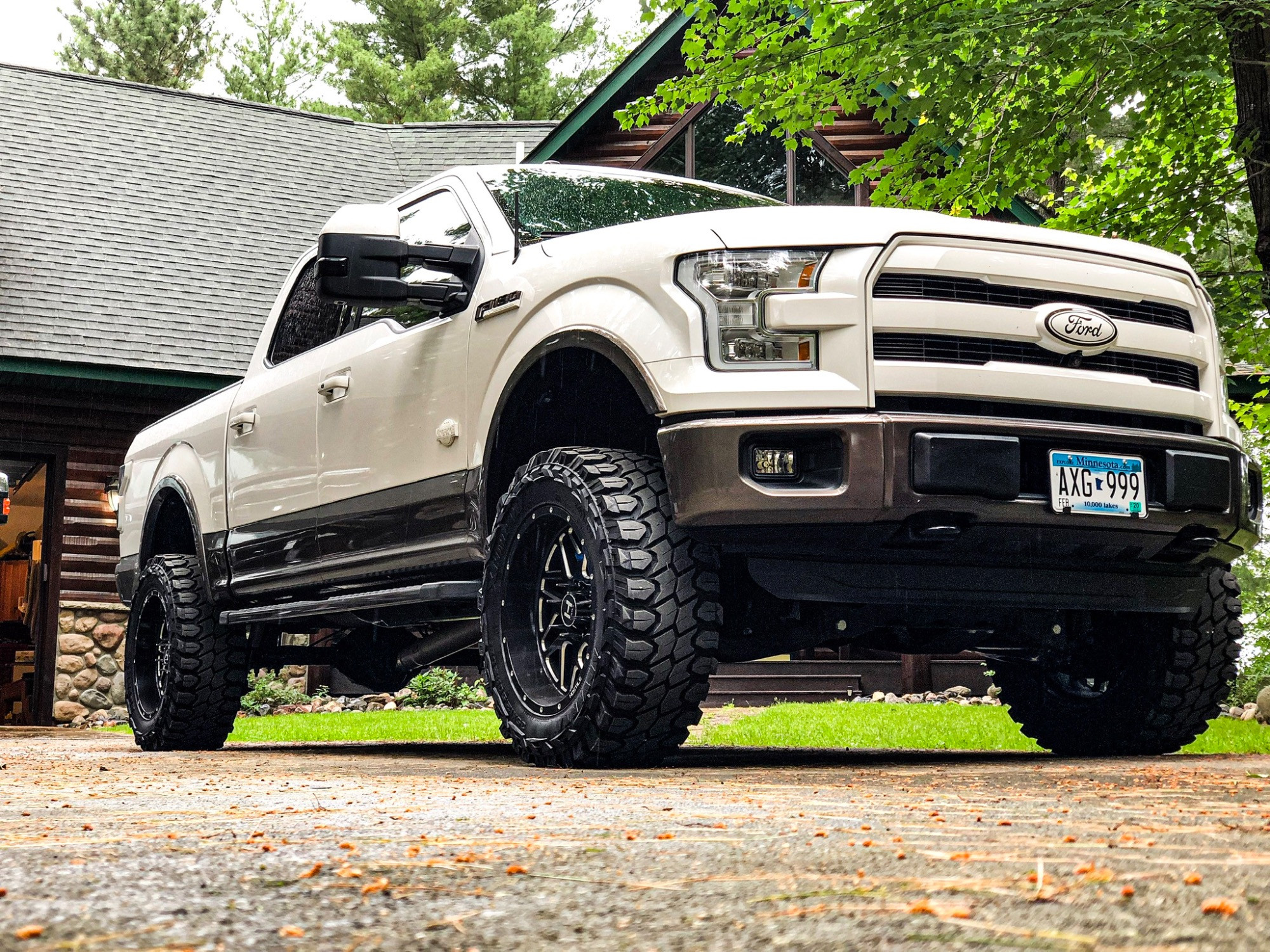 2015 F150 Gladiator XComp MT